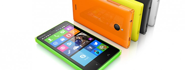 Microsoft launches the Nokia X2, a 4.3-inch, $135 addition to its family of Android phones