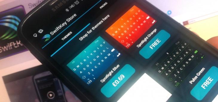 As SwiftKey readies for iOS, the smart keyboard app goes free on