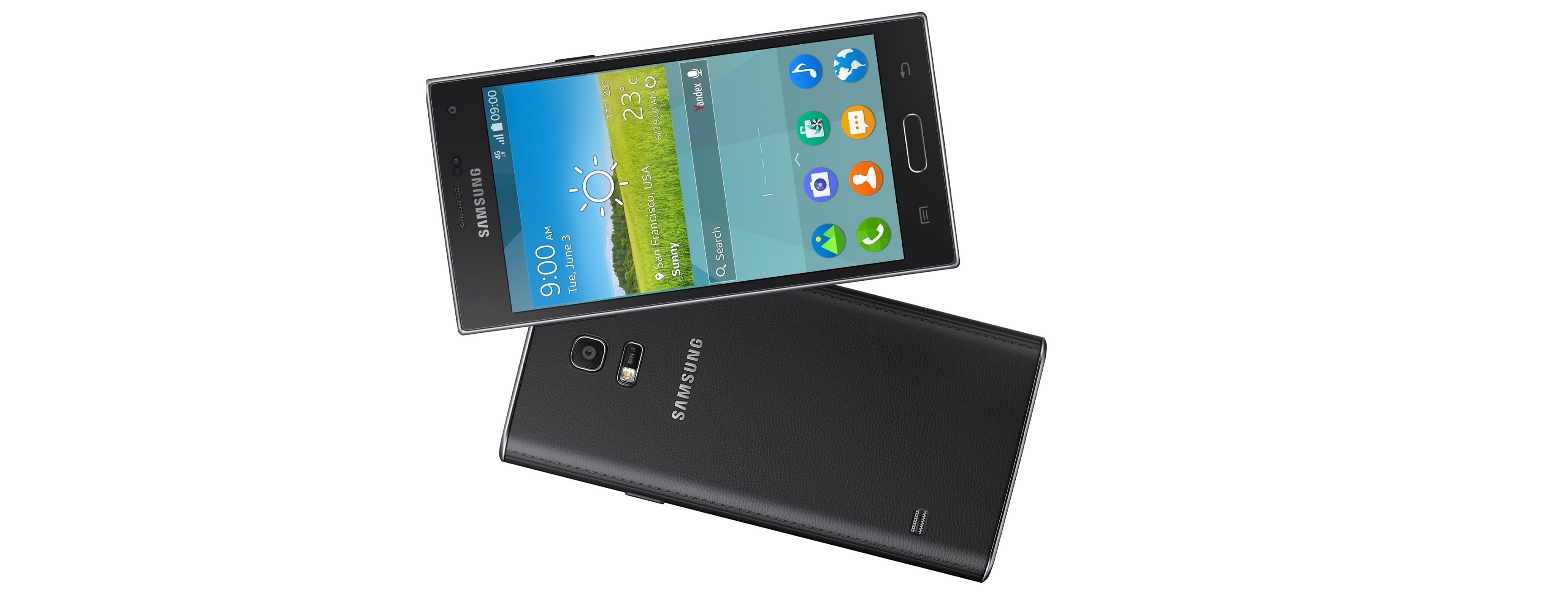 Samsung Launches World's First Tizen Smartphone