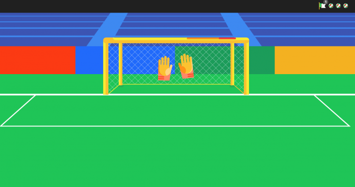 This Google Chrome experiment brings soccer mini-games to your smartphone's browser