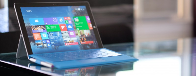 Microsoft Surface Pro 3 (i5) is on sale in the US and Canada now, i3 and i7 models available August 1 ...