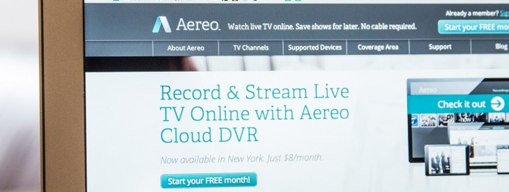 Aereo suspends its TV streaming service indefinitely, following Supreme Court ruling