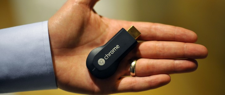 WatchESPN, MLS Matchday, Google+ and Crunchyroll now support Chromecast