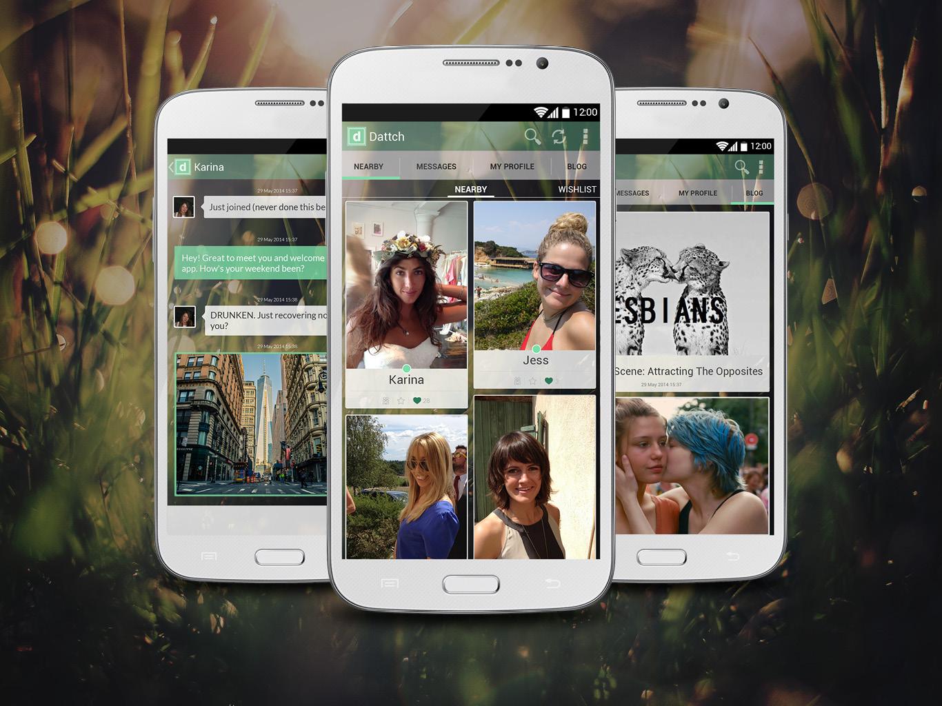 Online-lesben-dating-app