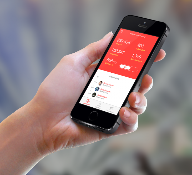 Eventjoy launches an app for event organizers