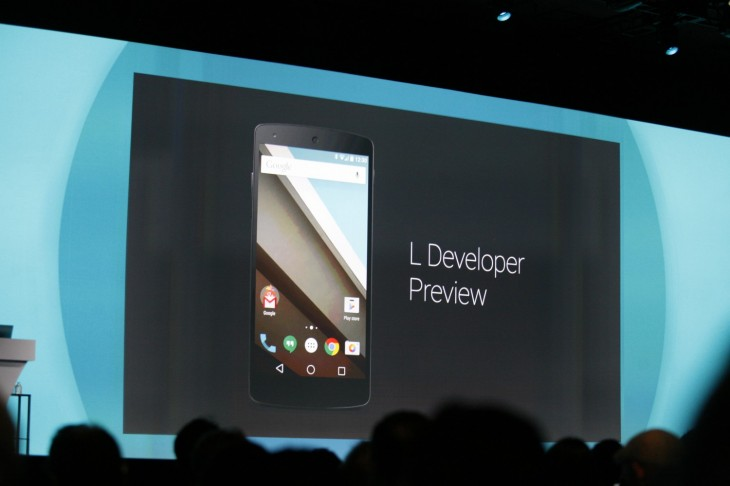 Google makes Android L Preview available to developers