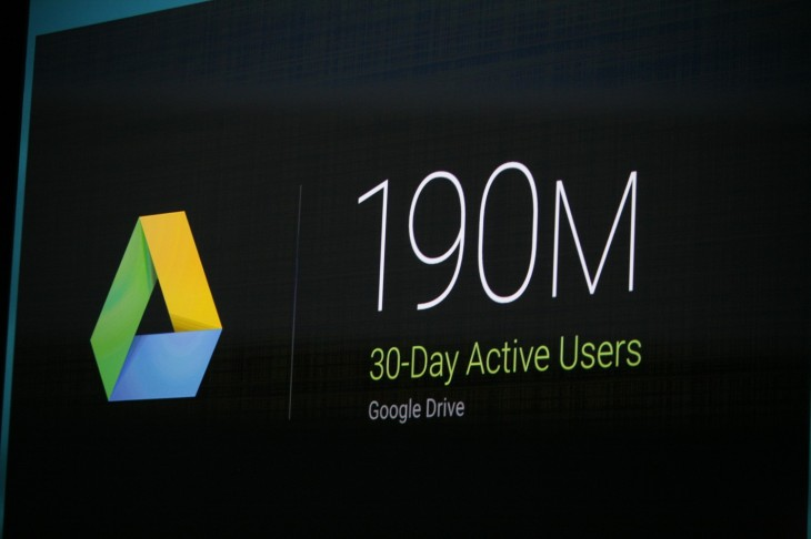 Google Drive is down, so everyone act accordingly