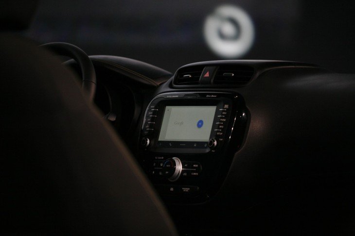 Google unveils Android Auto, a new voice-enabled platform for the car