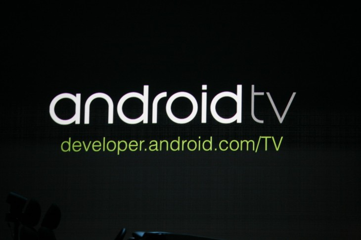 Google announces Android TV to bring 'voice input, user experience and content' to the living ...