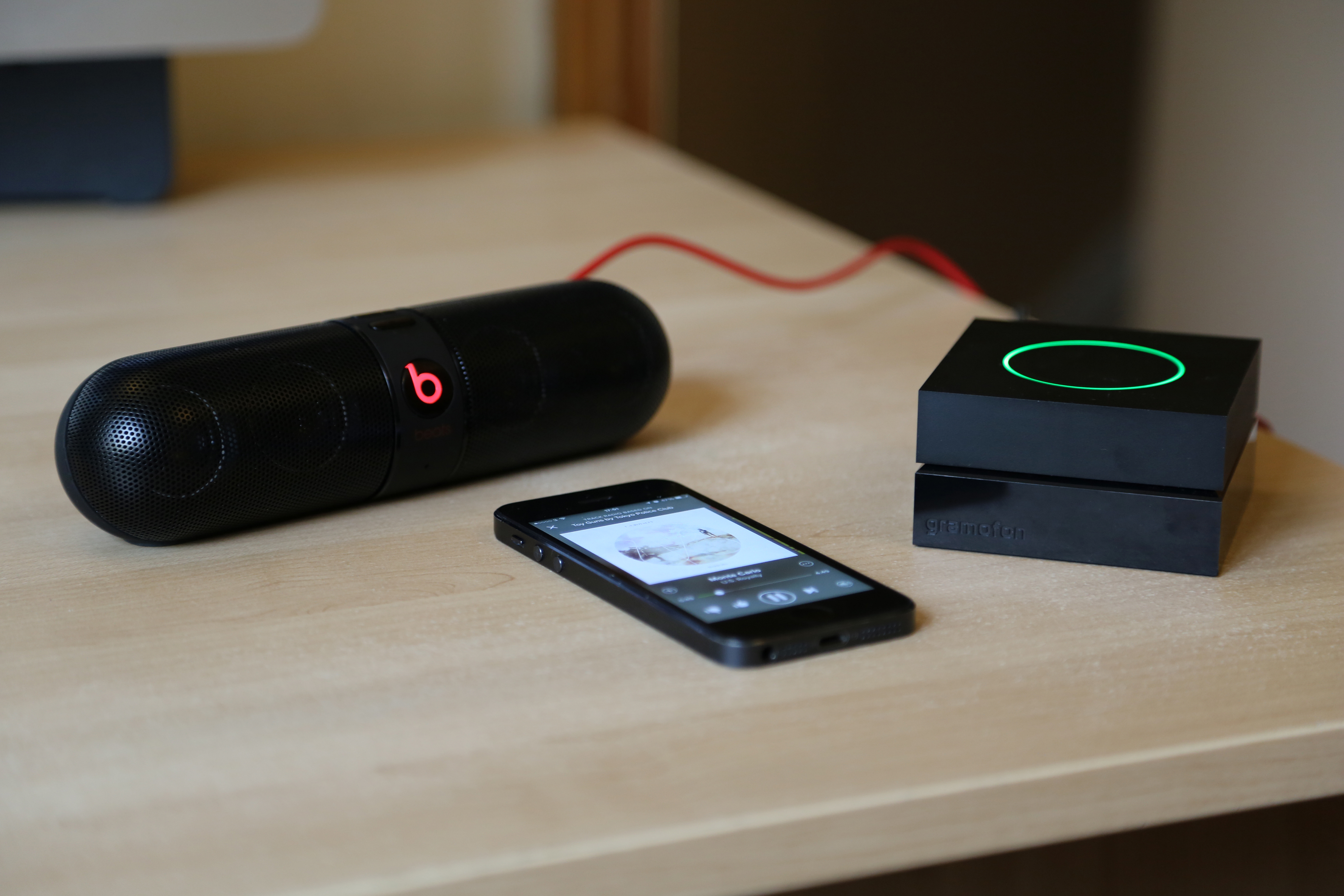 Gramofon Hands-On: Streaming Spotify to Any Speaker