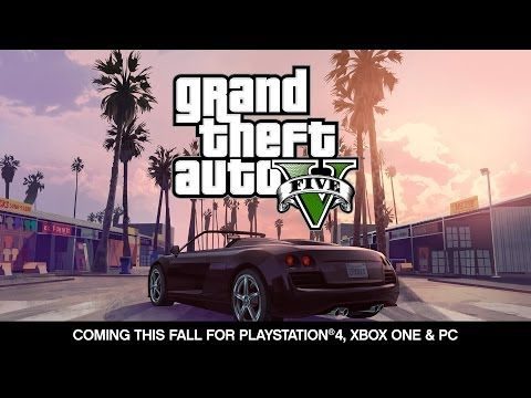 Video thumbnail for youtube video Grand Theft Auto V Headed to PS4 This Fall