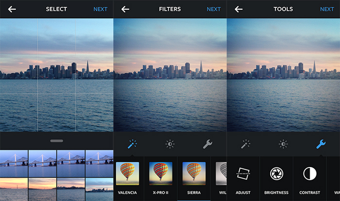 here s what instagram s new editing tools can do for you
