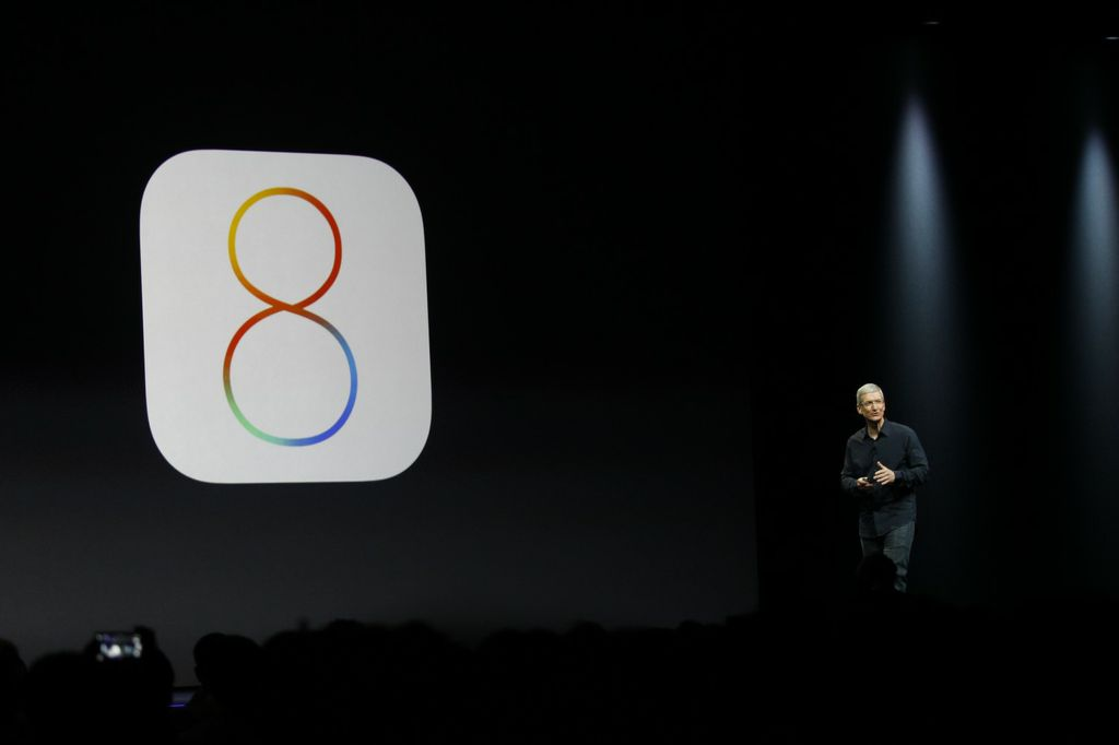 How Apple's Split-Screen Mode Might Work in iOS 8