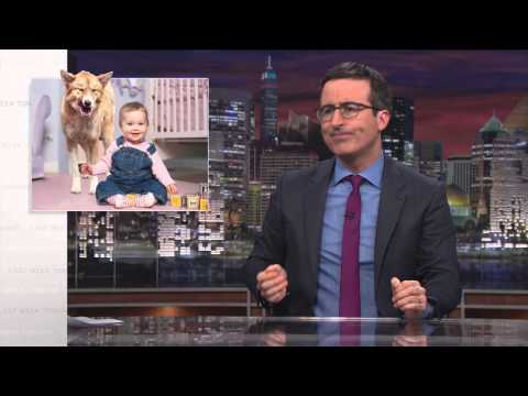 Video thumbnail for youtube video John Oliver Sics Trolls on the FCC Over Net Neutrality