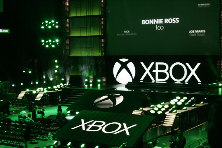 Live from Microsoft's E3 event: Can the Xbox One triple down on games, games, games?