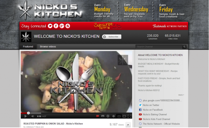 nickos kitchen
