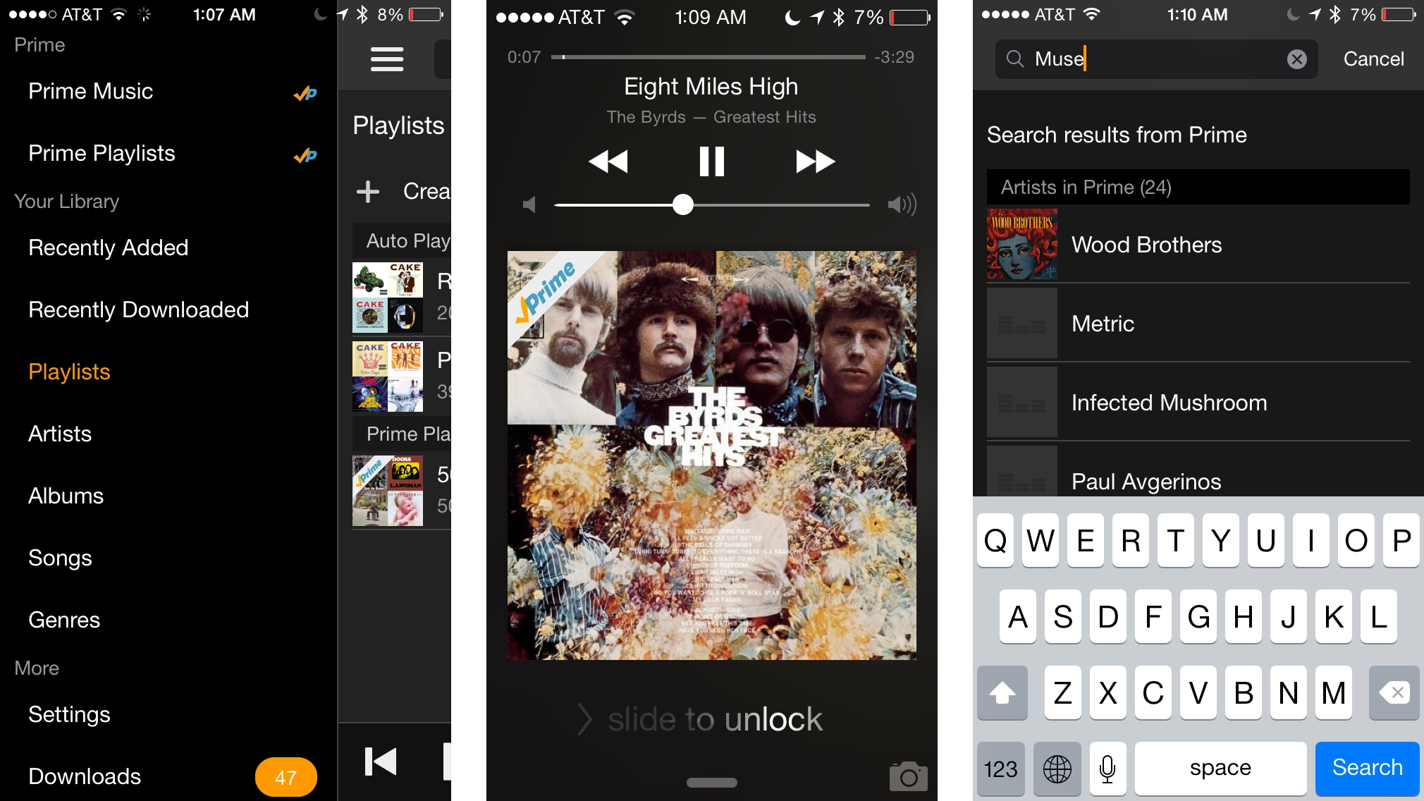 amazon music app android