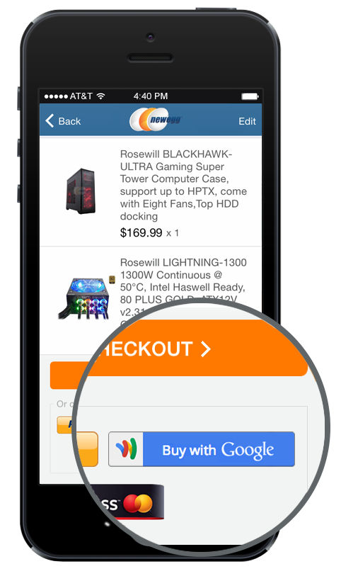 Google Wallet Instant Buy Available for Android, iOS, and Web