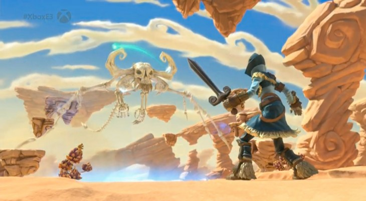 Microsoft is shutting down Project Spark, its Mario Maker rival