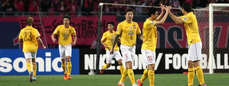 Alibaba gets into soccer after paying $192 million for a 50% stake in China's top team
