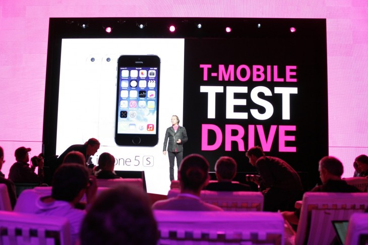 T-Mobile announces 'Test Drive', a free service that lets you try the network on an iPhone ...
