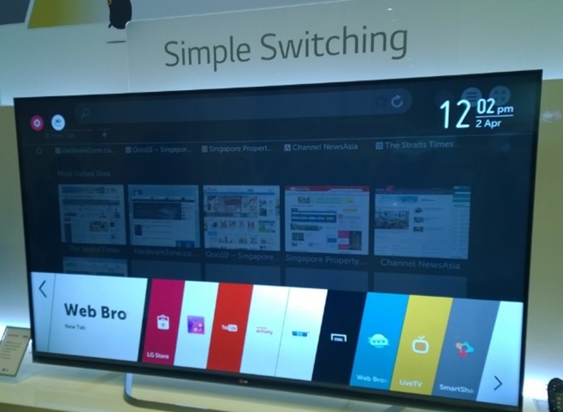 LG Opens webOS Smart TV Platform to Developers