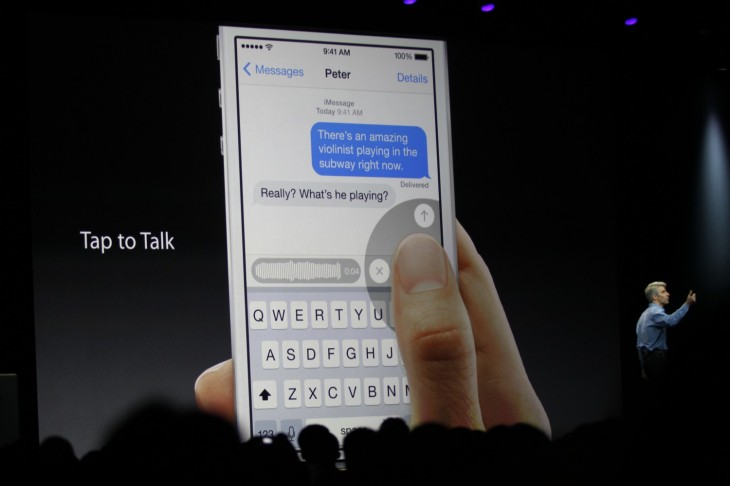 Apple in legal soup over missing text messages