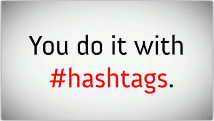 #The #hashtag #is #ten #years #old
