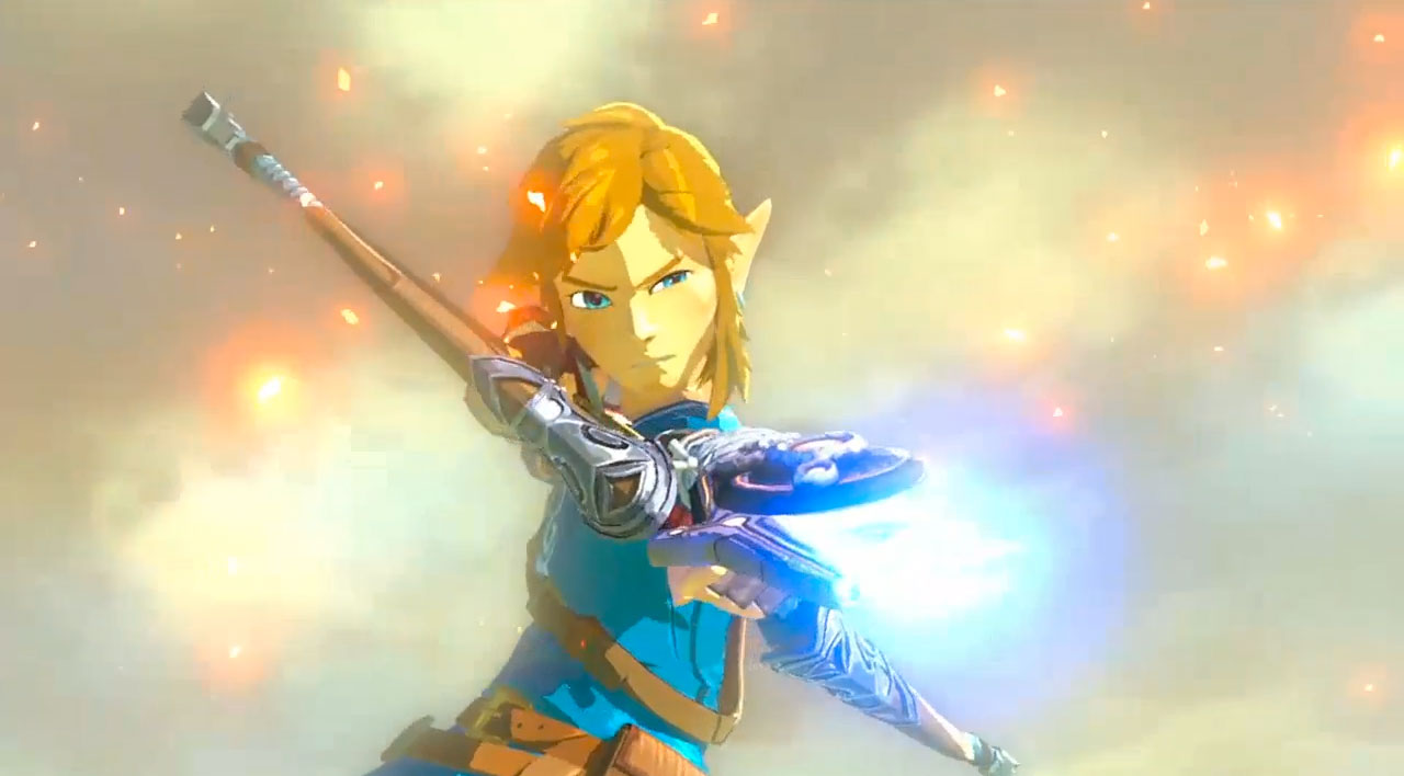 Netflix Is Reportedly Making a 'Legend of Zelda' Show