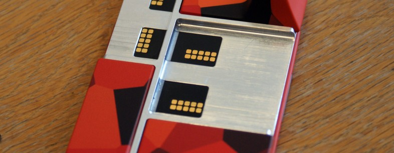 Google offers first developer boards for its Project Ara modular smartphone