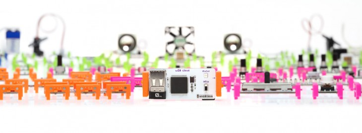 LittleBits' new cloudBit device adds your dumb gadgets and household appliances to the Internet ...