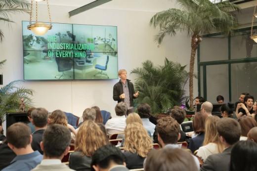 Charles Adler, co-founder of Kickstarter