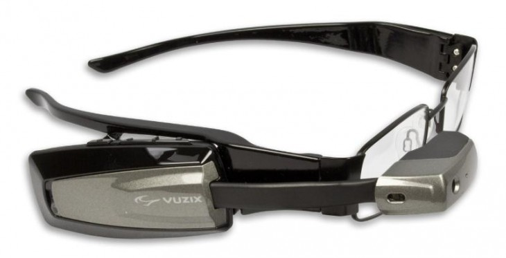 Vuzix and Lenovo to Launch M100 Smart Glasses in China