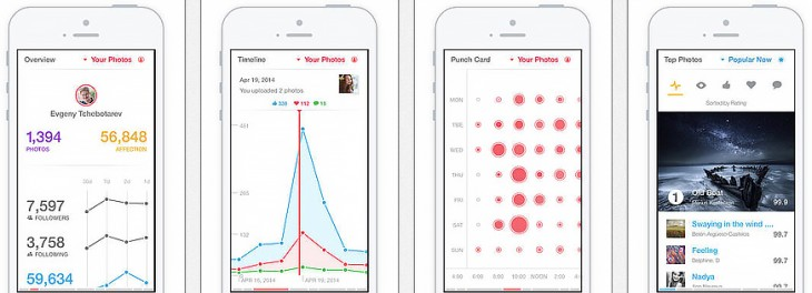 28 at 3.42.08 PM 730x264 500px launches Insights for iPhone to help photographers track their stats