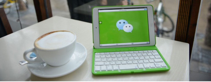 WeChat climbs to 438 million monthly active users, closing in on WhatsApp's 500 million