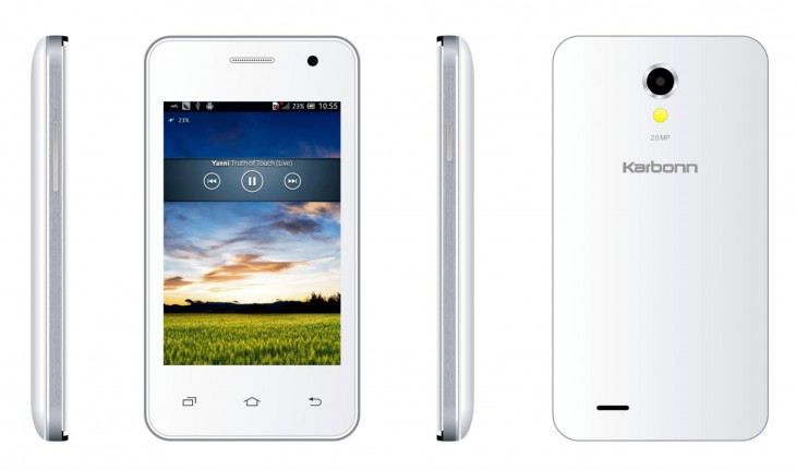 'India's Amazon' Flipkart teams up with Karbonn to launch Android smartphones from ...