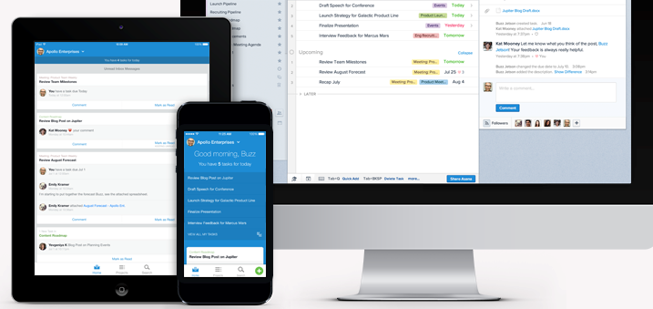 Asana's productivity platform gets a native mobile app, redesigned and optimized for iPhone and ...