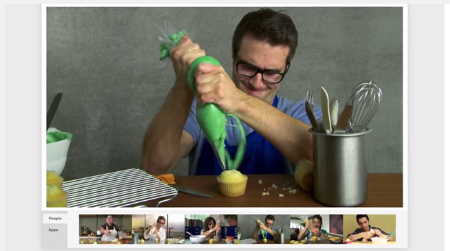 Cooking-Hangout
