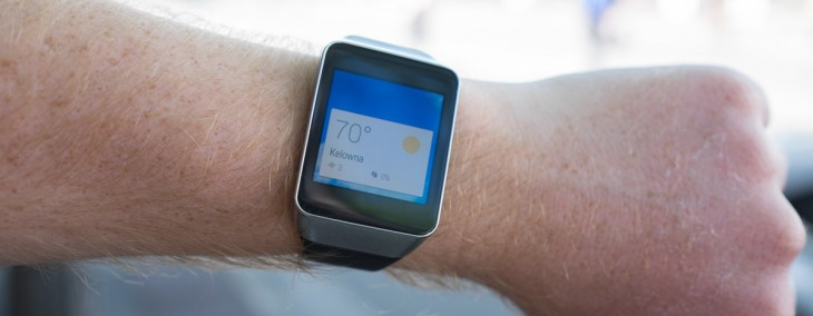 Samsung Gear Live review: Finally a smartwatch you could wear every day
