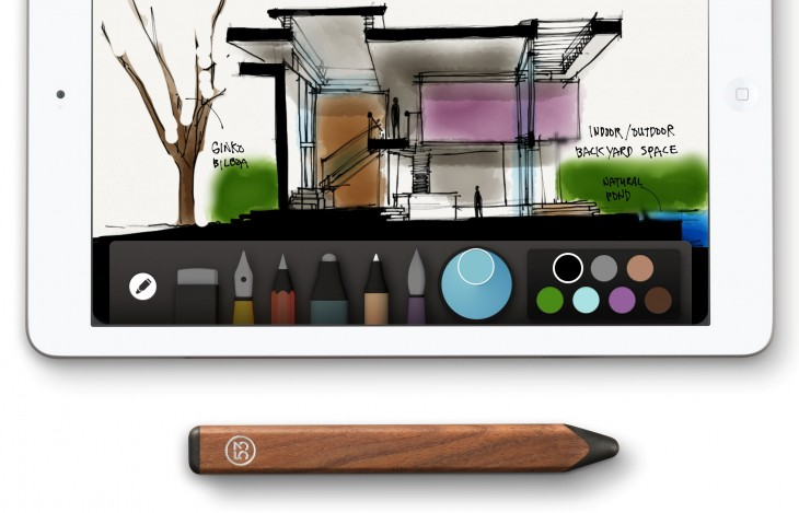 FiftyThree's Pencil Stylus Lands in Europe