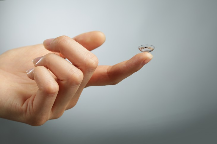 Google teams up with Novartis to develop its smart glucose-tracking contact lens for diabetics