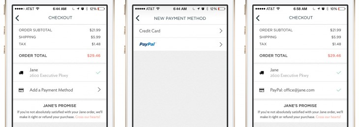 Braintree relaunches its SDK with PayPal integration and ready-made UI