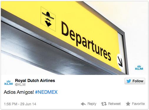 KLM-screenshot