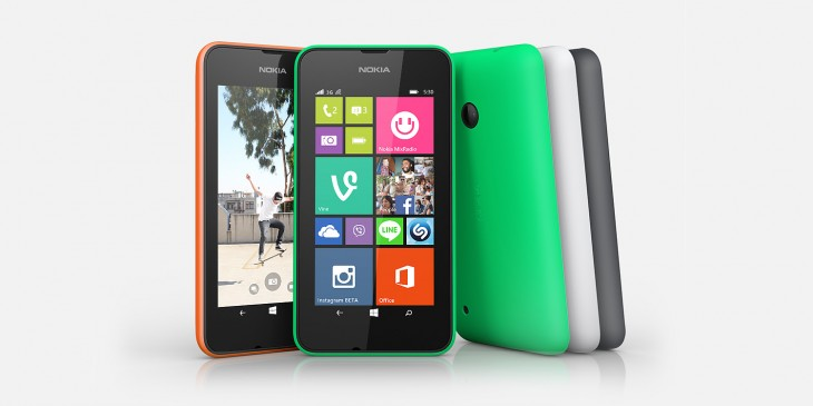 Nokia Lumia 530 arriving in the UK on September 4 priced from £60