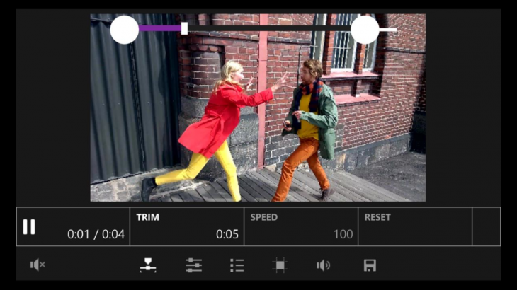 Nokia Video Camera