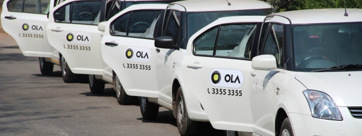 Taking on Uber in India: How Ola Cabs is thinking local to battle a giant