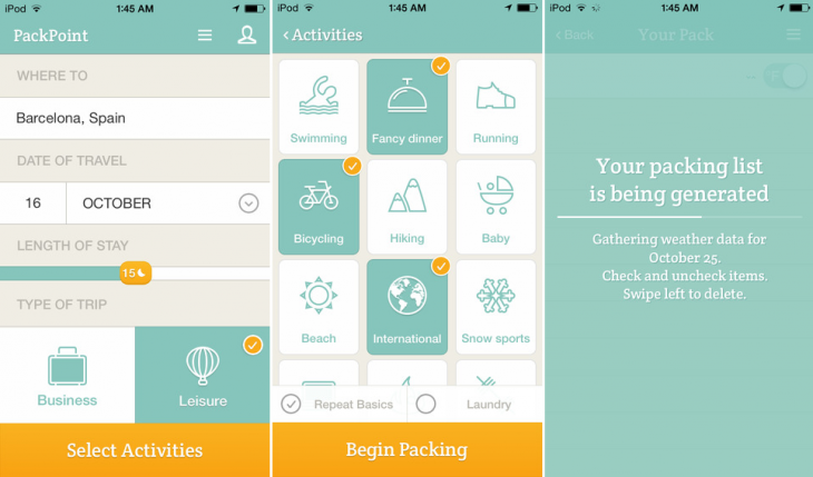 PackPoint iOS 730x4291 20 of the best new iOS apps from July