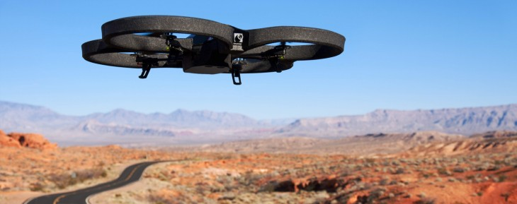 WIN: A Parrot AR.Drone and a year of Bitrix24 Premium online collaboration