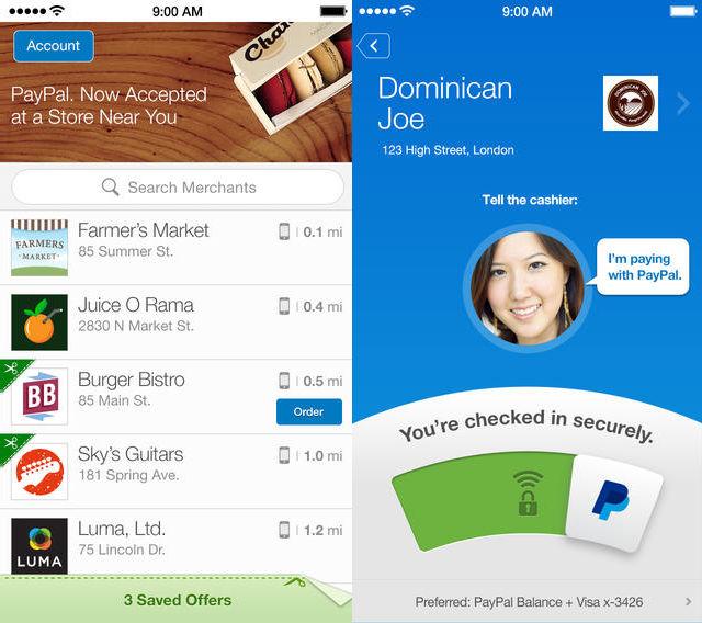 PayPal-iOS-App