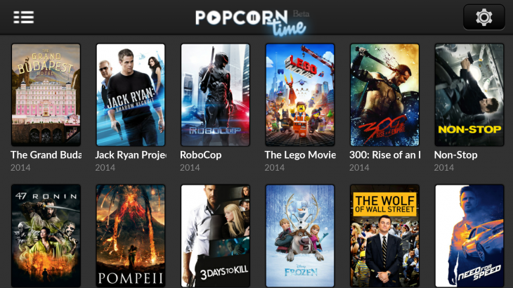 UK blocks five Popcorn Time download sites, illegal streaming service carries on regardless